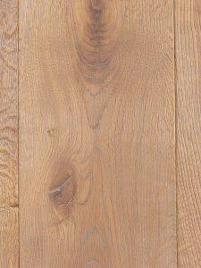 Getrommelde plankenvloer