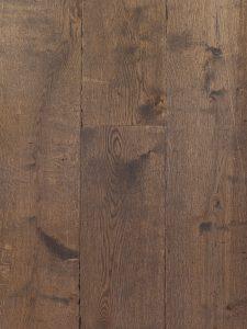 Stoere eiken planken vloer