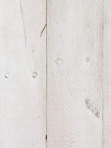 Stoere eiken witte vloer