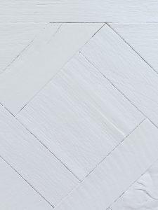 Witte versailles vloer