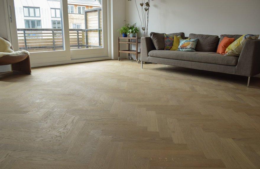 tapis visgraat 9x45