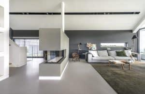 Gietvloer of houten vloer