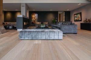 Exclusieve houten vloer