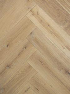 Multiplank visgraat vloer